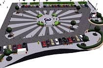 Sturie budoucí podoby novoborského náměstí.