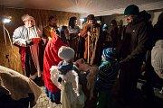Zahájení adventu v Novém Boru.