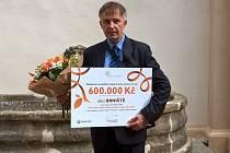 Ocenění finalistů Vesnice roku 2017 proběhlo v Senátu ČR. Starosta Brniště Ivan Pastorek převzal symbolický šek na odměnu 600 000 korun od Ministerstva zemědělství za spolupráci se zemědělským subjektem.