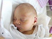 Mamince Libuši Markové z České Lípy se v pondělí 3. prosince narodil syn Dominik Marek. Vážil 3,55 kg.