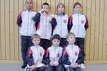 Sedmičlenná partička mladých judistů z Nového Boru bojovala na turnaji v sousedním Německu.