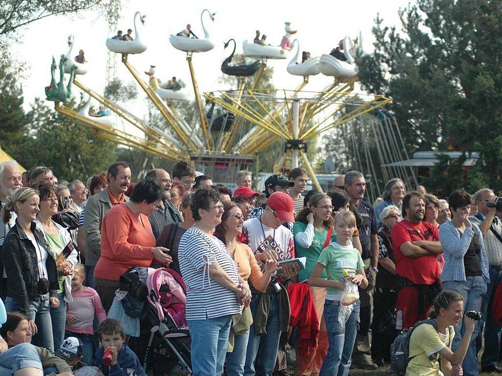 Slavnosti v Zákupech, 2009.