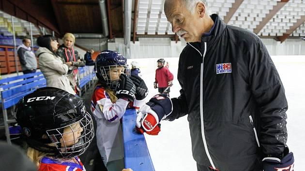Letos již druhá náborová akce HC Česká Lípa v rámci projektu ČSLH  Pojď hrát hokej se konala na českolipském zimním stadionu.
