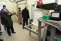 Rekonstrukce čistírny v Doksech byla jednou z dílčích akcí integrovaného projektu Čistá Ploučnice.