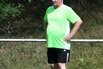 Fotbalový trenér Rudolf Věchet
