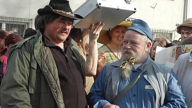 Vše, co při masopustních oslavách nesmí chybět, nabídne sobotní 13. ročník Okenského masopustu.