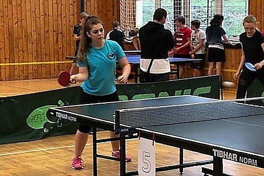 V říjnu uspořádal novoborský DDM Smetanka ve spolupráci se ZŠ náměstí Míru okresní kolo ve stolním tenise.