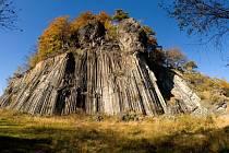 Národní přírodní památka Zlatý Vrch.