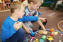 Nové metodické centrum se otevřelo v Mateřské škole v České Lípě. Děti v předškolním věku se v něm hravou formou lépe připraví do školy.