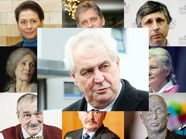 U čtenářů Českolipského deníku zvítězil Miloš Zeman. Kdo z kandidátů nakonec složí prezidentský slib a stane se na příštích pět let hlavou českého státu rozhodnou voliči poprvé v přímé volbě.