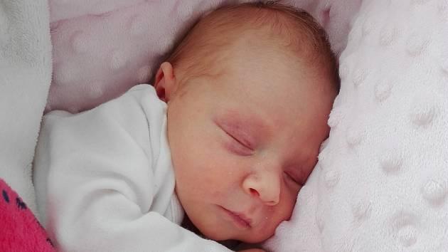 Rodičům Jitce a Jakubovi Přikrylovým ze Cvikova se ve středu 29. dubna v 5:16 hodin narodila dcera Ema Přikrylová. Měřila 47 cm a vážila 2,87 kg. Doma na ni čekala sestra Sofinka.