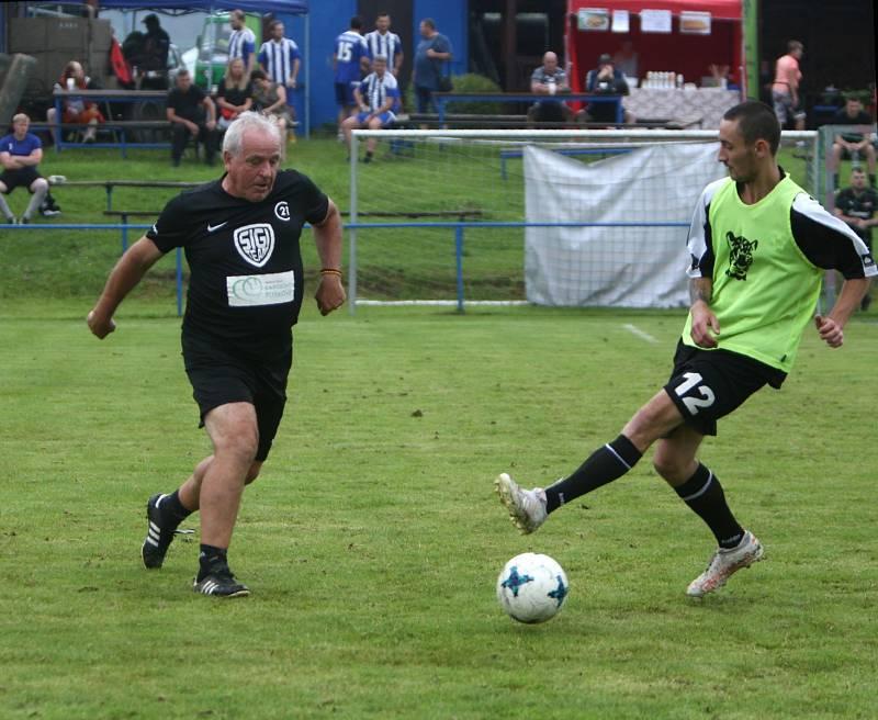 Vítězem Skalice celebrity open CUP 2021 se nakonec stal tým FT Jokers Česká Lípa.