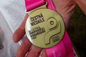 Čestná medaile.