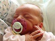 Rodičům Kristýně a Lukášovi Kudrnovým ze Cvikova se ve čtvrtek 31. srpna v 8:08 hodin narodila dcera Sofie Kudrnová. Měřila 47 cm a vážila 3,29 kg.