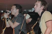 Ústecká kapela UDG zahraje v českolipském Crystalu v sobotu 3. října.