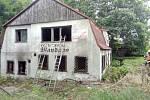 V Rumburku hořela restaurace Mandava. Hasiči požár zlikvidovali
