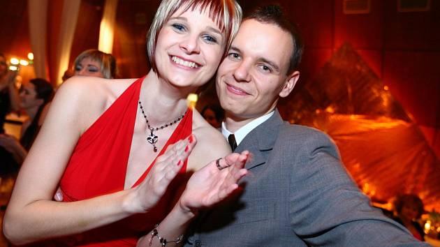 Reprezentační ples města Česká Lípa se konal v pátek v KD Crystal.
