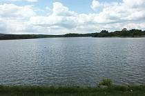 Velký rybník.