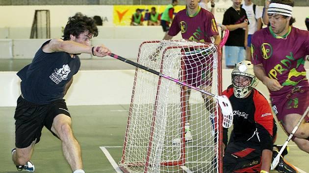 Na tradiční Salming Floorball Games se do Lípy sjede kolem šesti stovek hráčů a hráček florbalu.