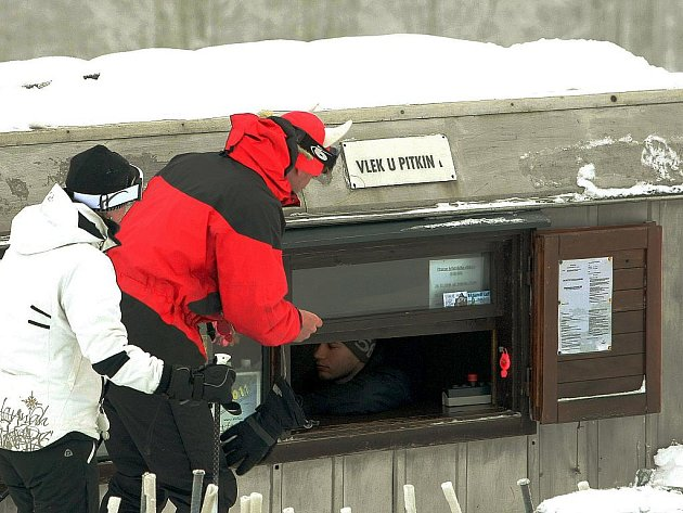Ideální podmínky na lyžování jsou stále v Horní Světlé.