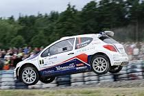 V Sosnové nebude chybět loni nejúspěšnější český jezdec Rally Bohemia Pavel Valoušek, kterého v letošní sezoně v Peugeotu 207 S2000 naviguje Lukáš Kostka.