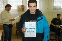 Vítězem se stal Jaroslav Jiříček ze SOŠ a SOU 28. října Česká Lípa.