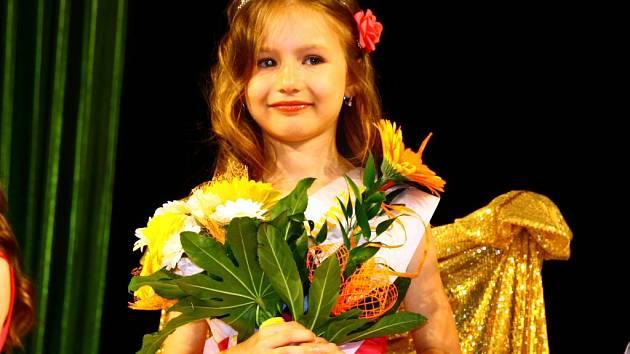 Vítězkou 3. ročníku soutěže Sluníčko Deníku se loni stala šestiletá Valerie Turzová z Kamenického Šenova.