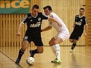 Dnes večer od 20 hodin se odehrají zápasy posledního kola CHANCE futsal ligy. Démoni jedou pro body na jižní Moravu.