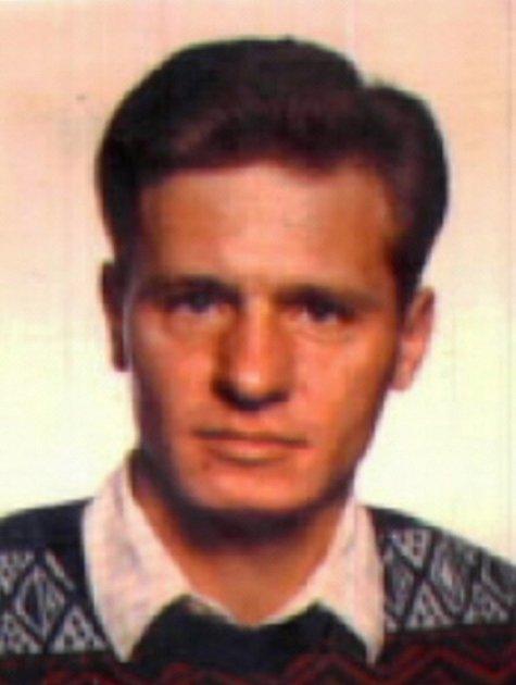 Hledaný Josef Halgaš