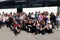 Díky projektu Erasmus+ mají za sebou školáci ze Špičáku celou řadu zážitků.
