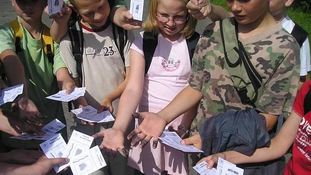 Děti ze Špičáku slaví výročí