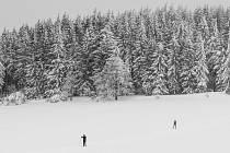 Začátek letošního roku je oproti předešlým zimám nadprůměrně chladný a sněhovou nadílkou se také nešetří.
