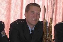 Policista roku 2007 Michal Šíf.