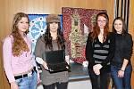 Nejlepší erb z odpadových materiálů vytvořili studenti mimoňského gymnázia.