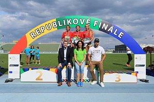 Českolipské sportovní naděje se v Brně neztratily