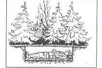 Ilustrace z tajné příručka Werwolfů s názvem Kleinkrieg.