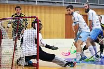 Českolipští florbalisté mají za sebou třetí sezonu v první lize a ani tentokrát si finále play-off nezahráli.