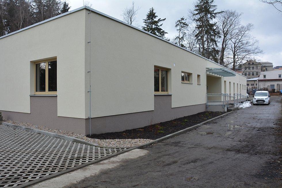 Rodina v centru v Novém Boru má nové zázemí.