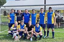 Vítězný tým Loko Landa Cupu
