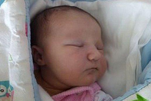Rodičům Ivě a Janovi Mužíkovým z Božíkova se ve čtvrtek 16. dubna v 13:05 hodin narodila dcera Eliška Mužíková. Měřila 51 cm a vážila 4,22 kg.
