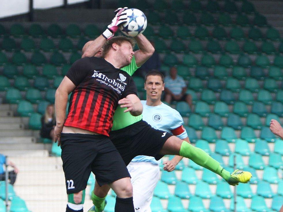 FC Chomutov - Arsenal Česká Lípa 3:0 (2:0).
