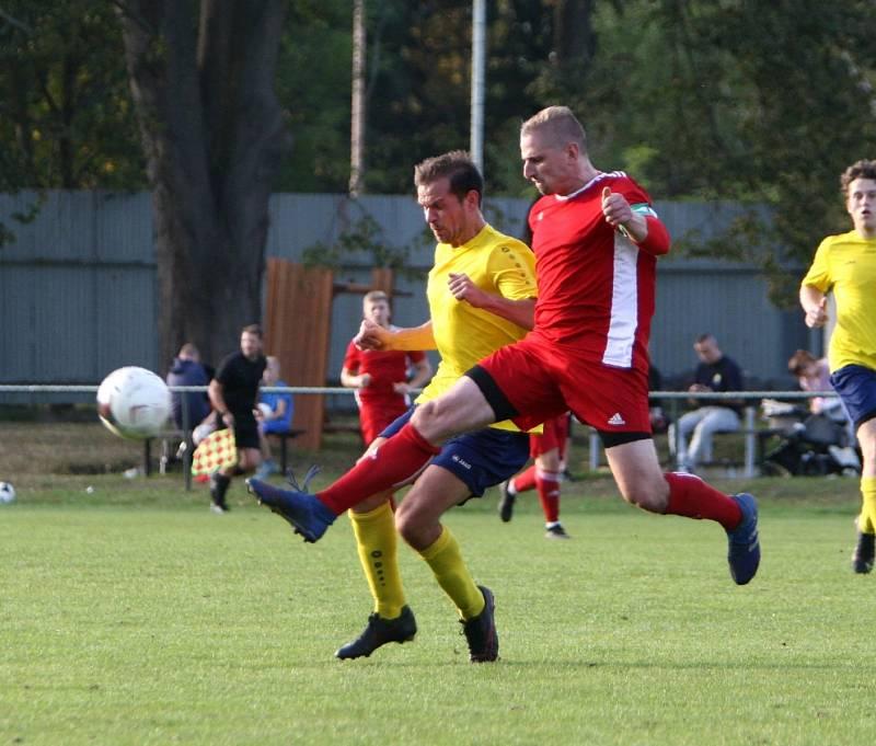 Lokomotiva Česká Lípa - Rychnov 0:4.