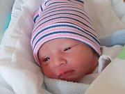 Rodičům Veronice a Tomášovi Havlovým z Mimoně se ve čtvrtek 25. října v 18:09 hodin narodil syn Jakub Karel Havel. Vážil 2,70 kg.