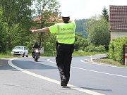 """""""Pane řidiči, silniční kontrola,"""" opakovali policisté mockrát."""