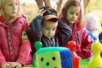 V minulém týdnu proběhla akce kromě jiného v Mimoni a Doksech a nyní neminula ani děti z Dubé.