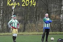 Tradiční fotbalový turnaj pořádala na Boží hod mimoňská Jiskra už po dvaatřicáté.