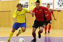 2. liga mužů: F.A.Zole Česká Lípa – FC TEX-COLOR Písek 5:6.