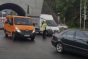 V pátek 10. května 2019 se v Liberci uskutečnil již XIII. ročník soutěže dopravních policistů v řízení křižovatky pokyny policisty.