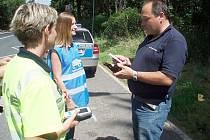 U všech kontrolovaných řidičů v Libereckém kraji zatím ukázala zkouška nulovou hodnotu. Na Českolipsku proběhne kampaň v pátek.