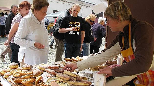 Oblíbené farmářské trhy, na nichž lidé nakoupí produkty regionálních farmářů, budou mít i Českolipané.